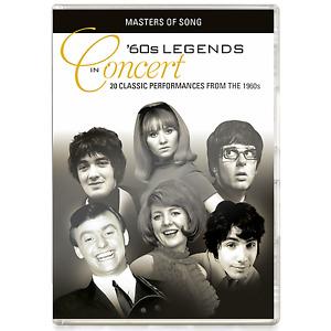 60s Legends in Concert DVD