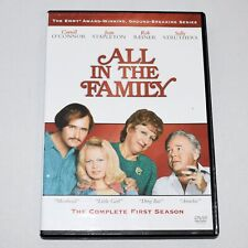 All In The Family Complete First Season DVD 3 Discs