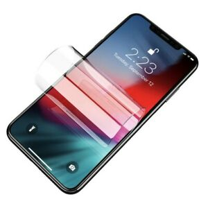 Hydrogel Film Protection Avant Écran Apple Iphone Gamme Plus 6 6S 7 8 Ultra Fin