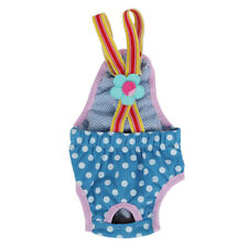 Female Dogs Diaper Physiological Sanitary Menstrual Suspender Underwear In Hea