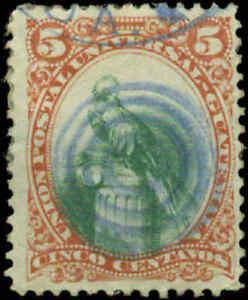 Guatemala Scott #23 Used
