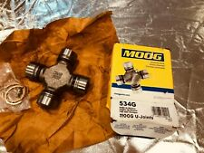 MOOG U JOINT FRONT OR REAR NEW CHEVY SUBURBAN EXPRESS VAN SEDAN 534G New