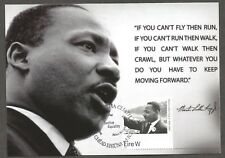 IRELAND 2018~MARTIN LUTHER KING MAXIMUM CARD PICTORIAL FDI CANCELLATION