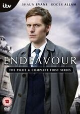 Endeavour: The Pilot and Complete First Series DVD (2013) Shaun Evans ***NEW***