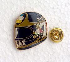 Barry Sheene AGV Helmet Pin Badge Roberts, Hailwood, Dunlop, Rossi, Mamola, Read