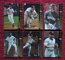 1994 UD SP Colorado Rockies Baseball Team Set 6 Cards ~ Galarraga Dante Bichette