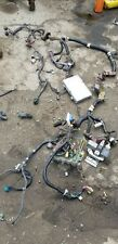 1996-1997 del sol cabin and engine harness with ecu