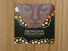 ABORIGINAL DREAMTIME MEDITATION CD