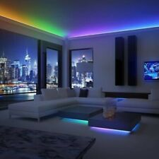 Led Color Changing Light Strip Bluetooth App Controlled 3M 5050 Rgb Remote