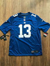 Weitere Ballsportarten Football NFL New York NY Giants 25 Trikot Jersey Shirt Moro 2018 Polymesh Football blau