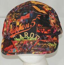 Maroon 5 Hat Strapback Cap All Over Print