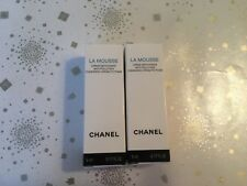 CHANEL LA MOUSSE cleansing cream 2x5 ml