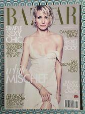 Harper's BAZAAR UK June 2012 Cameron Diaz Mode Fashion