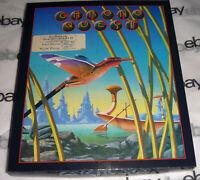 COMPLETE Commodore Amiga CHRONO QUEST Big Box Game 1988 disk Psygnosis w/ POSTER