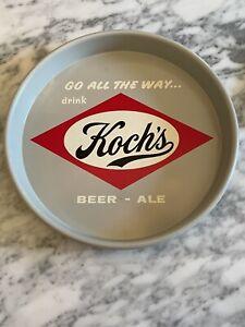 Koch's beer tray Dunkirk Fred Koch brewing Co.