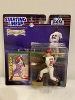 1999 Starting Lineup SLU Cincinnati Reds Sean Casey Edition MLB Vintage