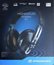 Sennheiser Momentum 2.0 Wireless blac Noise Cancelling Over-Ear Headphones - new