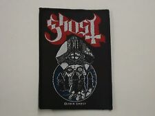GHOST WARRIORS NAMELESS GHOULS  WOVEN PATCH