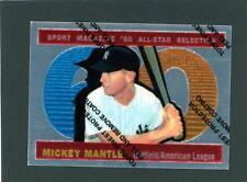 1997 Micky Mantle Finest Commemorative Card #29                      A121