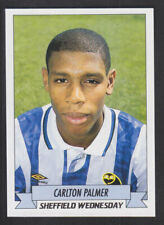 Panini - Football 93 - # 224 Carlton Palmer - Sheffield Wednesday