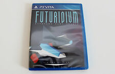 NEW SEALED Futuridium EP Deluxe Playstation PS Vita 2000 COPIES * LIMITED RUN #7