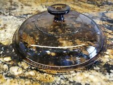 Excellent Pyrex Brown Replacement Round Lid V-2.5-C Vision