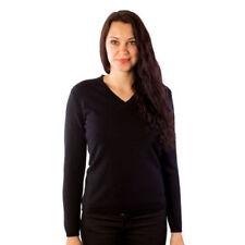 Cashmere Long Sleeve V Neck Jumpers & Cardigans for Women
