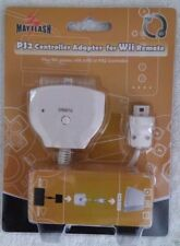 Mayflash PS2 Controller Adapter for Wii Remote New