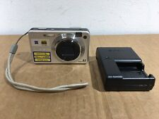 SONY CYBERSHOOT DSC-W150 8MP DIGITAL CAMERA 8.1 MEGAPIXELS BATTERY AND CHARGER
