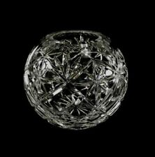 baabc55fd1c96 Bowl Vintage Cut Glass for sale   eBay