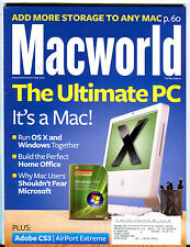 Macworld Magazine May 2007 The Ultimate PC EX 072516jhe