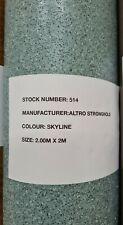 ALTRO-POLYFLOR-ITEC safety vinyl flooring roll end BARGAIN  2.00 x  2m  514