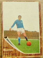 A&BC FOOTBALLER TRADE CARDS MAKE-A-PHOTO #8 Frank Blunstone Chelsea