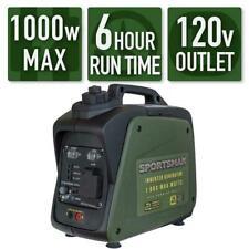 Sportsman 1,000-Watt/800-Watt Gasoline Powered Portable Inverter Generator