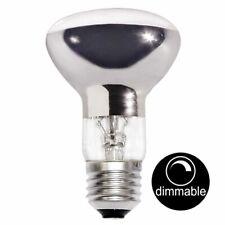 SANSAI R80 Incandescent Reflector Light Bulb E27 240V 60W Dimmable GL-E2760