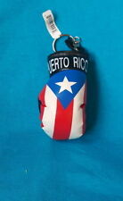 Puerto Rico Flag Mini Boxing KeyChain Souvenirs ( Boricua & Rican )