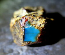 Genuine Dominican Clear Sky Blue Amber Rough Specimen natural Fossiled Stone