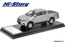 1/43 Hi-Story Toyota HILUX Z (2017) Silver Metallic HS204SL NEW