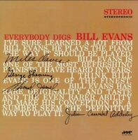 Bill Evans- Everybody Digs Bill Evans (NEW 180 gram Vinyl LP)
