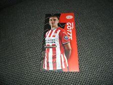 MARIO GOTZE - (BORUSSIA DORTMUND) PSV CARD 2020/21 new 10x15cm AUTOGRAPHCARD