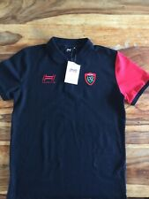 Toulon Rugby Hungaria Polo Shirt M