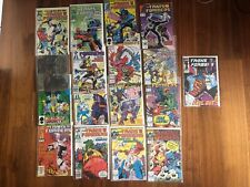 The Transformers -1980s + Comic LOT 21 issues retro