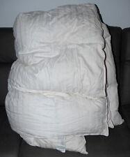 USA Weiße Gänsedaunen Daunen Steppbett Bettdecke ca 259 x 218