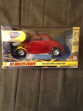 Car Quest 2001 Diecast Metal Street Rod '33 Willys Coupe First Gear