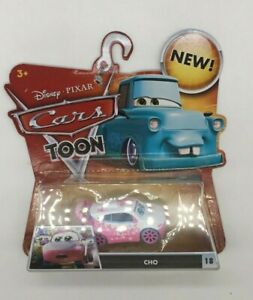 Disney Cars Cars Toon Main Series Cho Diecast Car #18 CARS16