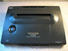 (ONLY UNIT) NEO GEO AES  NEO-0 CONSOLE 10860 VERY LOW SERIAL 1st MOTHERBOARD