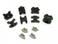 Small Parts CNC Black Immersion RC Vortex Aluminum Motor Mount Set NC0269