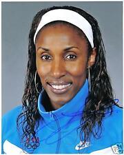 Lisa Leslie Autograph Signed 8x10 Photo Wnba La Sparks