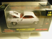 1998 Racing Champions Mint TARGET CHASE car 1970 PLYMOUTH BARRACUDA  1 of 1,998
