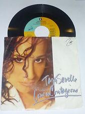 "TAJA SEVELLE - Love Is Contagious - 1987 US 7"" Single"